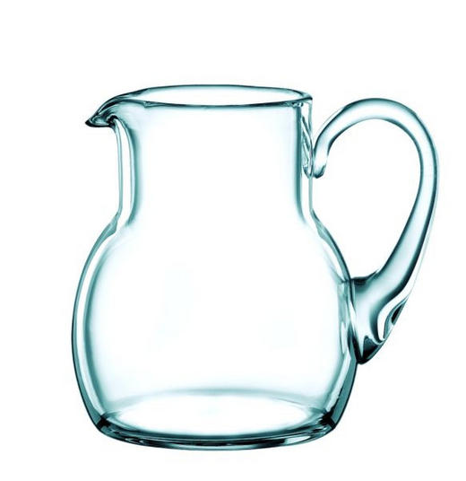 GLASKRUG  0,25 L - Klar, Basics, Glas (0.25l) - Nachtmann