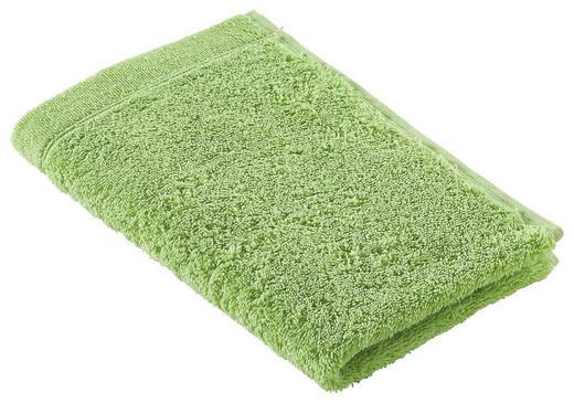 GÄSTETUCH Grün 30/50 cm - Grün, Basics, Textil (30/50cm) - Cawoe