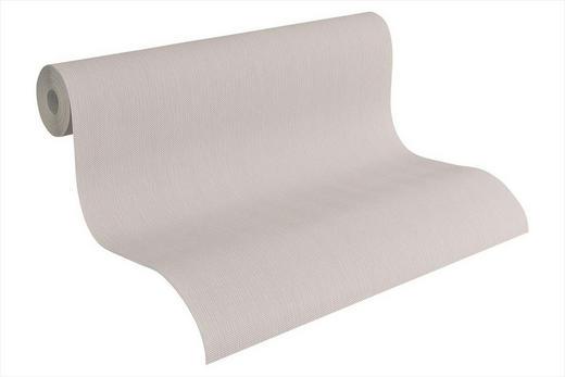 VLIESTAPETE 10,05 m - Hellbraun, Design, Textil (53/1005cm)