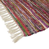 FLECKERLTEPPICH 40/60 cm - Multicolor, KONVENTIONELL, Textil (40/60cm) - Boxxx