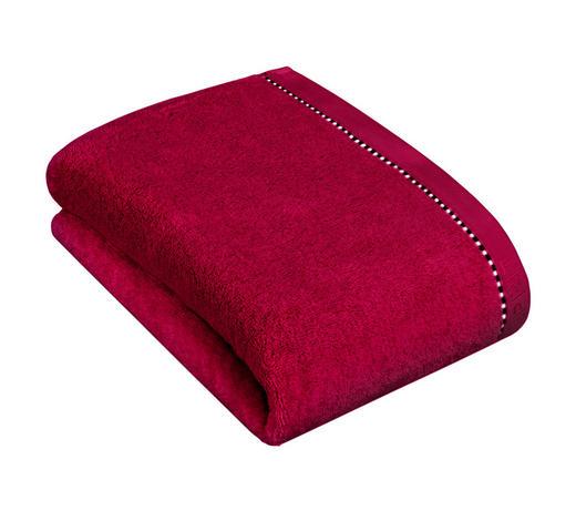 RUČNIK ZA TUŠIRANJE 67/140 cm pink   - pink, Konvencionalno, tekstil (67/140cm) - Esprit