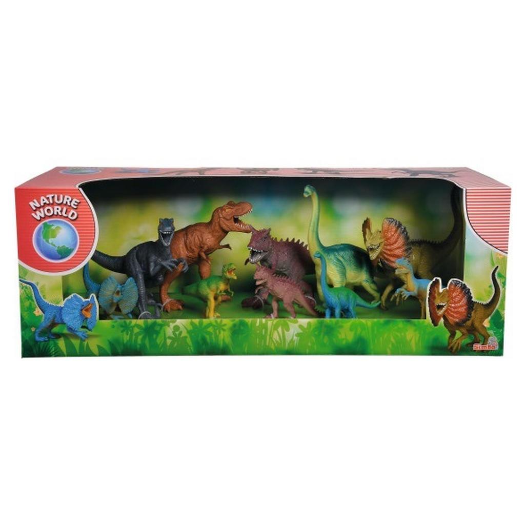 Spieltier Dino Set