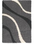 TEPIH VISOKOG FLORA - siva, Basics, tekstil (160/230cm) - Boxxx