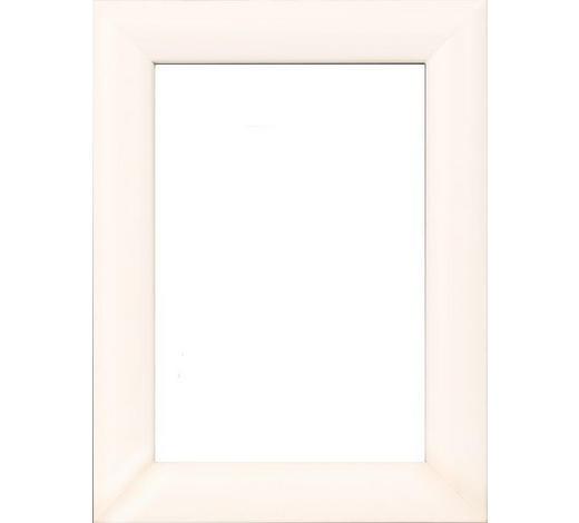 BILDERRAHMEN in Weiß - Weiß, Basics, Glas/Holz (18/23/1,5cm)