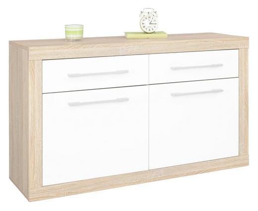 ORMARIĆ ZA OBUĆU - bijela/boje srebra, Design, drvni materijal/plastika (120/70/36cm) - BOXXX