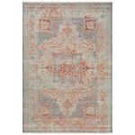WEBTEPPICH  160/230 cm  Orange, Beige   - Beige/Orange, Design, Textil (160/230cm) - Dieter Knoll