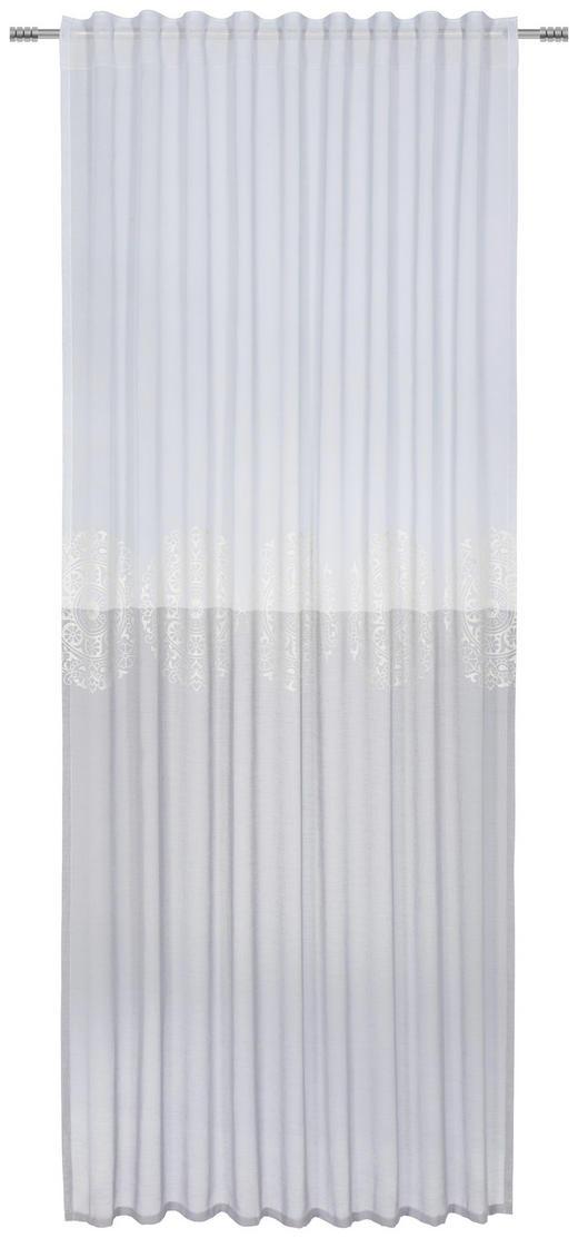 FERTIGVORHANG   140/245 cm - Blau/Grau, KONVENTIONELL, Textil (140/245cm) - Esposa