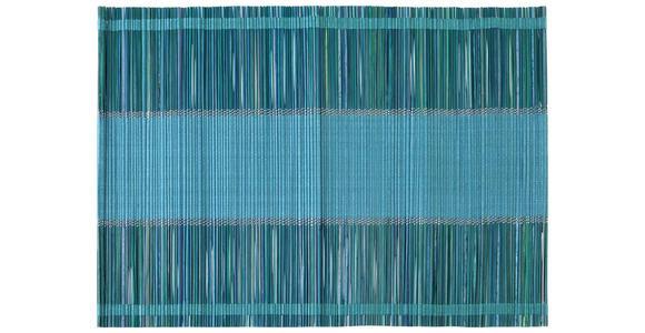 TISCHSET 33/48 cm Textil   - Dunkelgrün, KONVENTIONELL, Textil (33/48cm) - Esposa