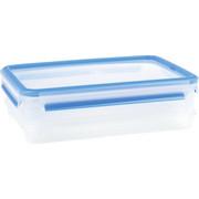 FRISCHHALTEDOSE 1,65 l - Blau/Klar, Basics, Kunststoff (1,65l) - Emsa