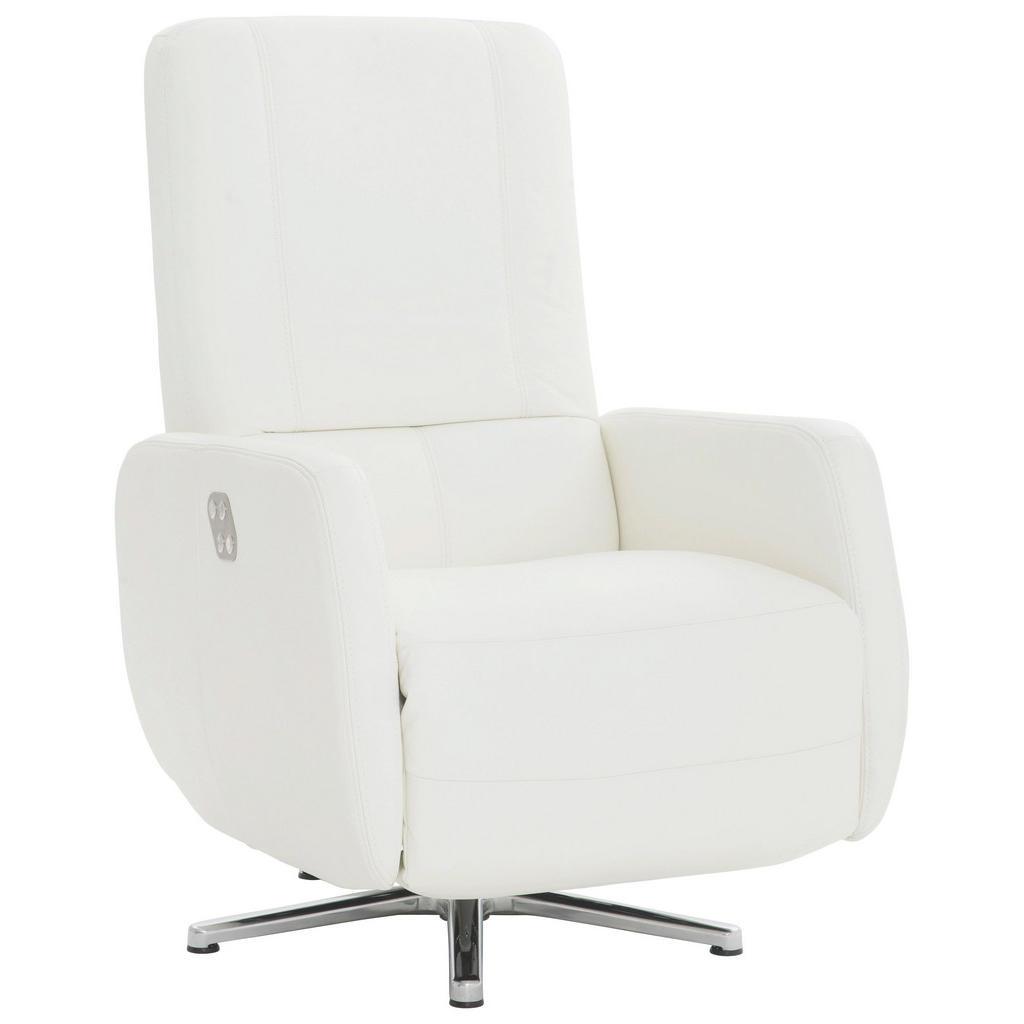 Relaxsessel garten weiß  weiss-leder-echtleder Relaxsessel online kaufen | Möbel-Suchmaschine ...