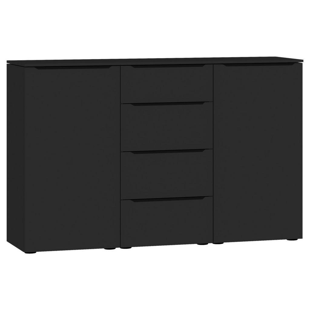 Jutzler Sideboard schwarz