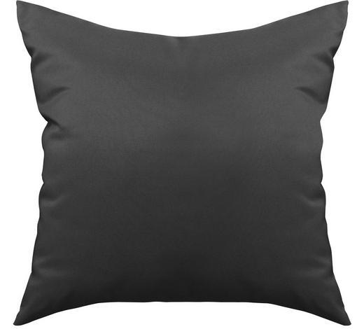 ZIERKISSEN 38/38 cm - Grau, Basics, Textil (38/38cm) - Boxxx