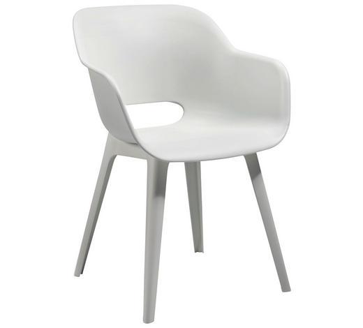 Favorit Gartenstuhl aus Kunststoff Weiß wetterfest finden RD84