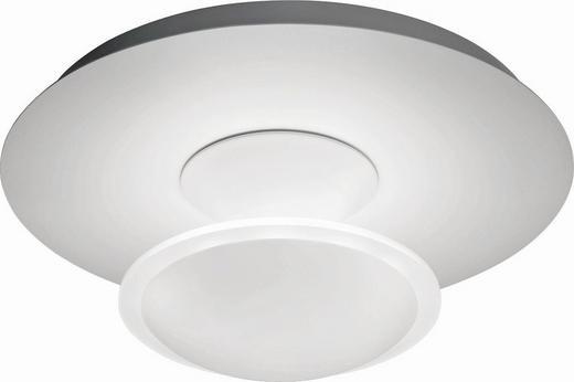 LED-DECKENLEUCHTE - Weiß, LIFESTYLE, Metall (40/17,5cm)