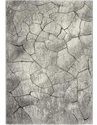 TKANI TEPIH - siva, Design, tekstil (133/190cm) - Novel