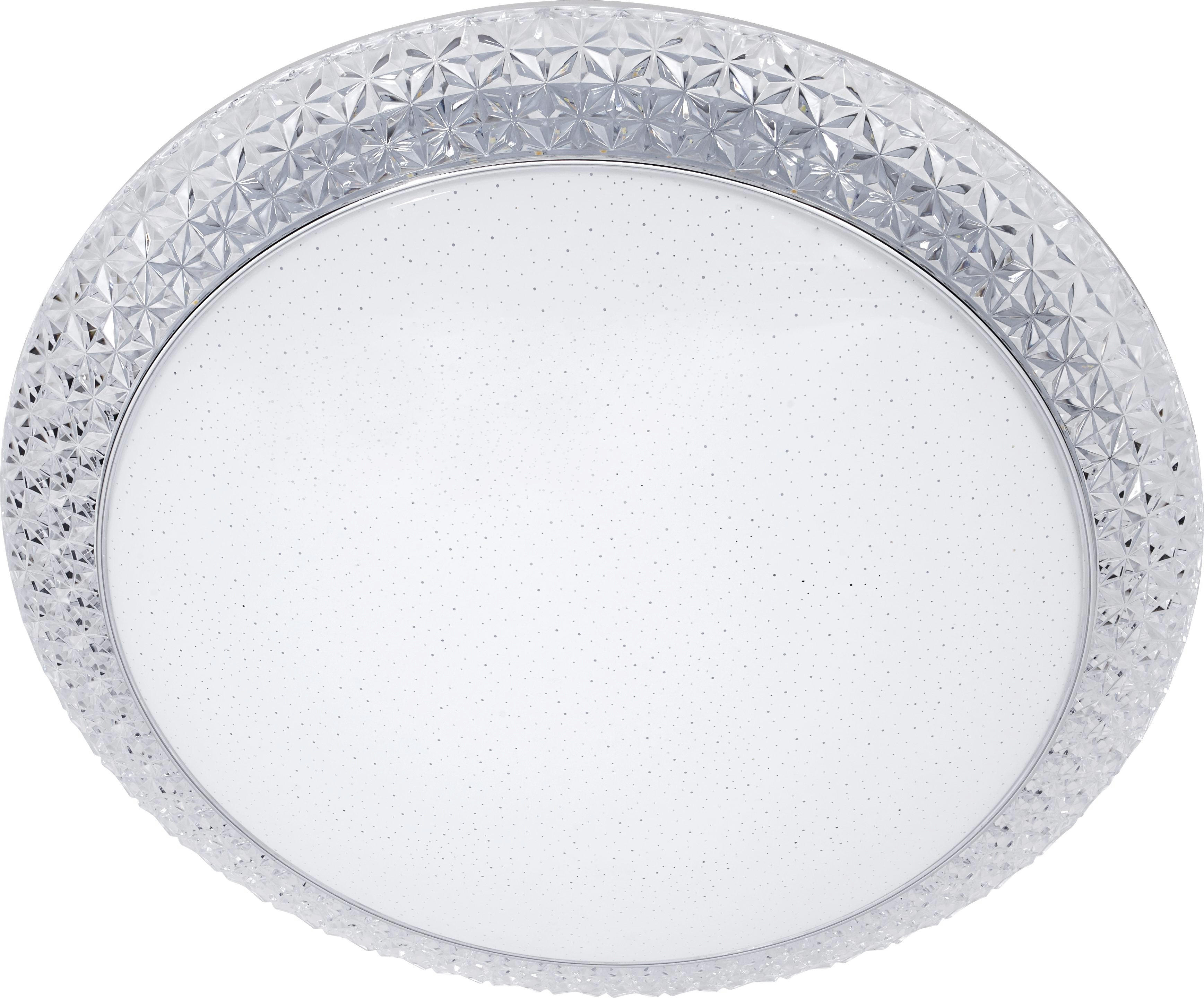 LED STROPNÍ SVÍTIDLO - bílá, Design, umělá hmota (51/12cm) - NOVEL