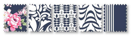 PATCHWORKSTOFF - LIFESTYLE, Textil (12/11/4cm) - Gütermann