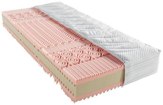 KOMFORTSCHAUMMATRATZE 140/200 cm - Basics, Textil (140/200cm) - Novel