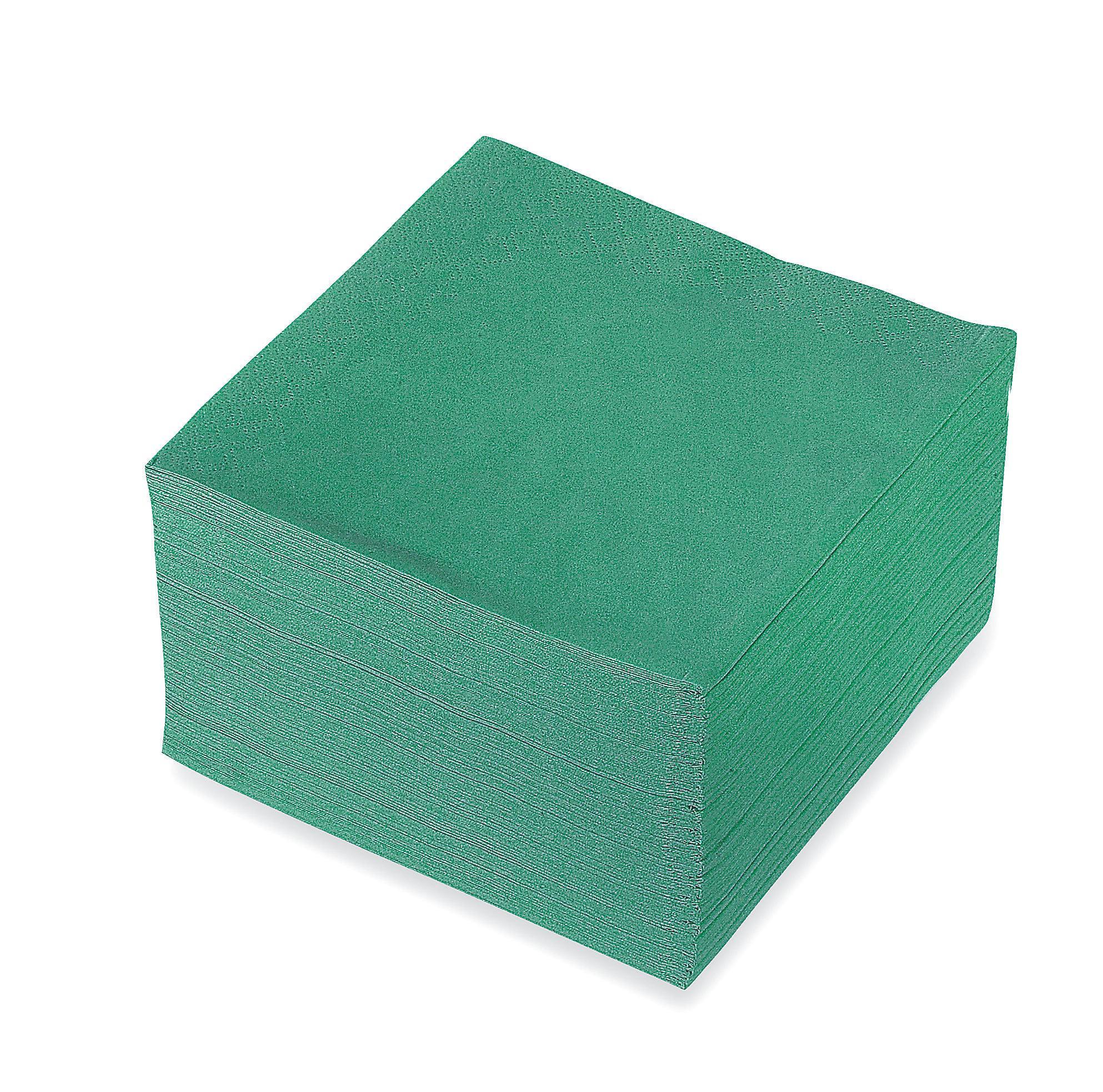 SERVIETTE - Grün, Basics, Papier (40/40cm) - XXXLPACK