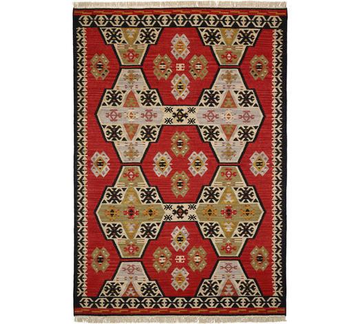 KOBEREC ORIENTÁLNÍ, 160/230 cm, rezavá - rezavá, Lifestyle, textil (160/230cm) - Esposa