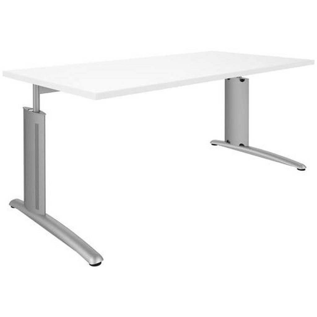 Moderano Schreibtisch weiß