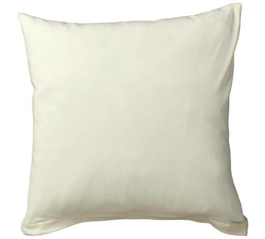 KISSENHÜLLE Creme 80/80 cm  - Creme, Basics, Textil (80/80cm) - Schlafgut
