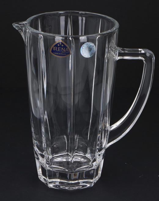 KRUG - Transparent, KONVENTIONELL, Glas (22.3/19/12.5cm)
