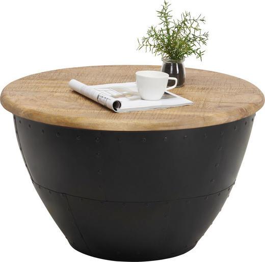 Couchtisch In Holz Metall 72 43 Cm Online Kaufen Xxxlutz