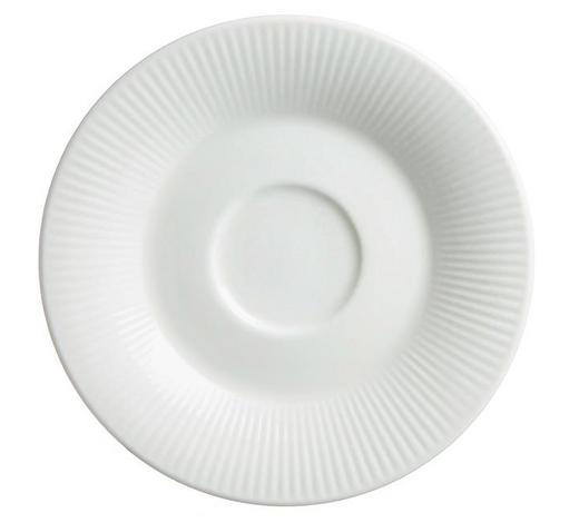 UNTERTASSE - Weiß, KONVENTIONELL, Keramik (11cm) - Ritzenhoff Breker