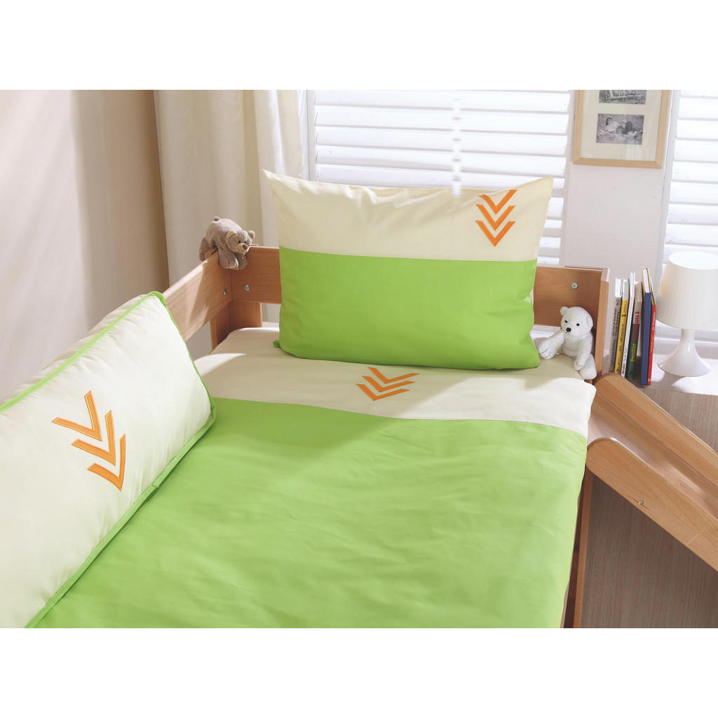 XXXL KINDERBETTWÄSCHE, Grün, Mehrfarbig, Orange | Kinderzimmer > Textilien für Kinder > Kinderbettwäsche | Textil | XXXL Shop