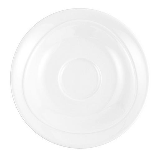 UNTERTASSE - Weiß, Basics, Keramik (16cm) - Seltmann Weiden