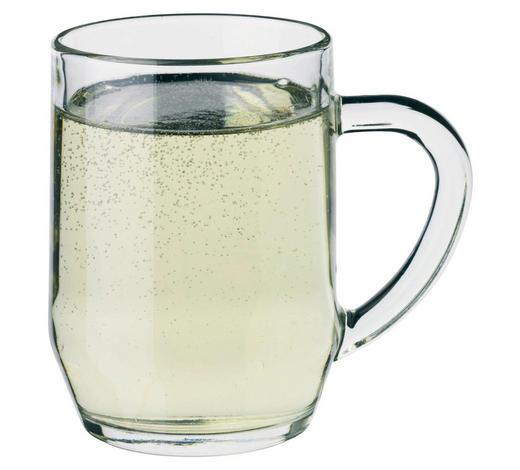TRINKGLAS 250 ml  - Klar, KONVENTIONELL, Glas (0.25l) - Homeware