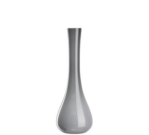 VASE 50 cm - Grau, Basics, Glas (50cm) - Leonardo