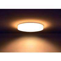DECKENLEUC. HUE WHITE AMBIANCE   - Weiß, Design, Kunststoff/Metall (34,8/5,1/34,8cm) - Philips