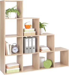 HYLLA - ekfärgad, Design, träbaserade material (149/150/35cm)