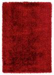 WEBTEPPICH  65/130 cm  Dunkelrot - Dunkelrot, Basics, Textil (65/130cm) - Novel