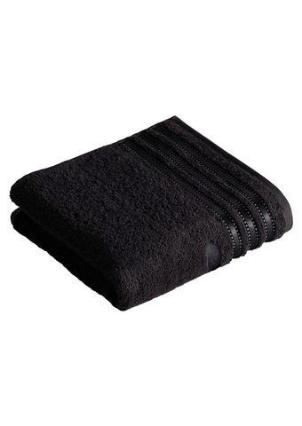 BRISAČA CULT DE LUXE, 50/100 črna 50/100 cm  - črna, Konvencionalno, tekstil (50/100cm) - Vossen