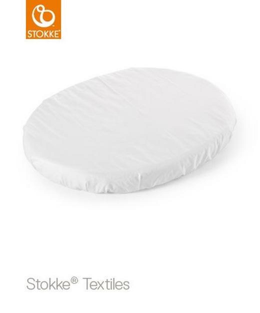 MATRATZENBEZUG - Weiß, Basics, Textil (75/58cm) - Stokke