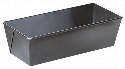 KASTENFORM - Schwarz, Basics, Metall (30cm) - Dr.Oetker
