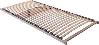 LATTENROST 90/200 cm  - Birkefarben, Design, Holz/Kunststoff (90/200cm) - Carryhome