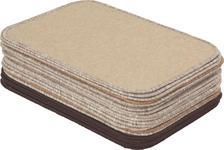 Tuftteppich Gekettelt - KONVENTIONELL, Textil (40/60cm) - Ombra