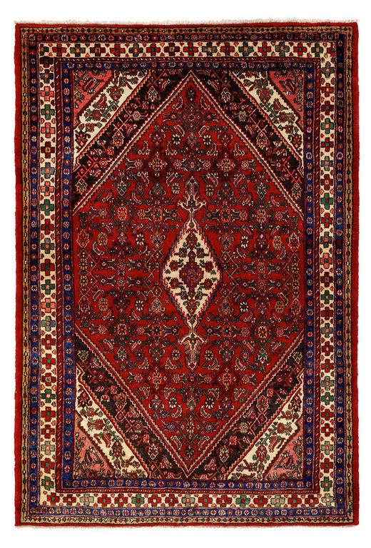 ORIENTTEPPICH 170/240 cm - Rot, LIFESTYLE, Textil (170/240cm) - Esposa