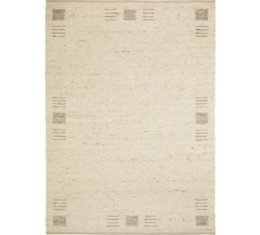 Handwebteppich 90/160 cm  - Natur, Naturmaterialien (90/160cm) - Linea Natura