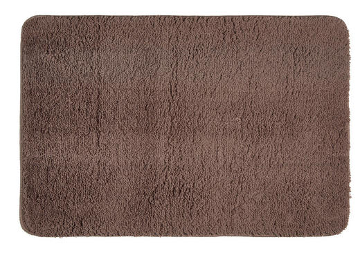 Badematte in Taupe - Taupe, Basics, Kunststoff/Textil (60/90cm) - Esposa