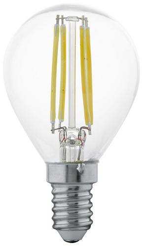 LED - klar, Basics, glas (7,7cm) - Homeware
