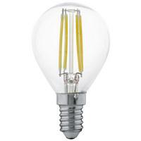 LED-Leuchtmittel E14 - Klar, Basics (7,7cm) - HOMEWARE