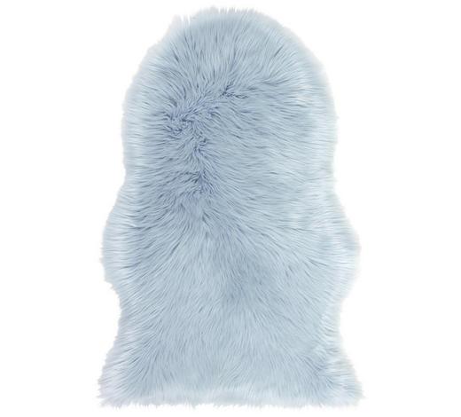 KUNSTFELL - Blau, Trend, Textil (60/90cm) - Boxxx