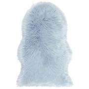 UMĚLÁ KOŽEŠINA - modrá, Trend, textil (60/90cm) - Boxxx