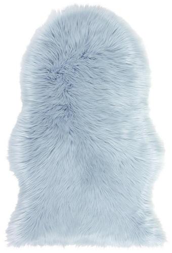 UMJETNO KRZNO - plava, Basics, tekstil (60/90cm) - Boxxx