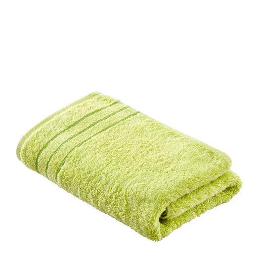 HANDTUCH 50/100 cm - Grün, Basics, Textil (50/100cm) - Cawoe